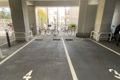 stylio-hatanodai2-parking