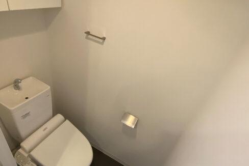 STYLIO旗の台(スタイリオ旗の台)Ⅱのウォシュレット付トイレ
