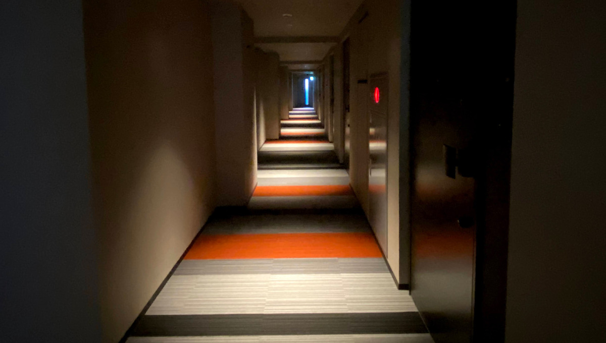 the-parkhabio-nishiooi-inner-corridor
