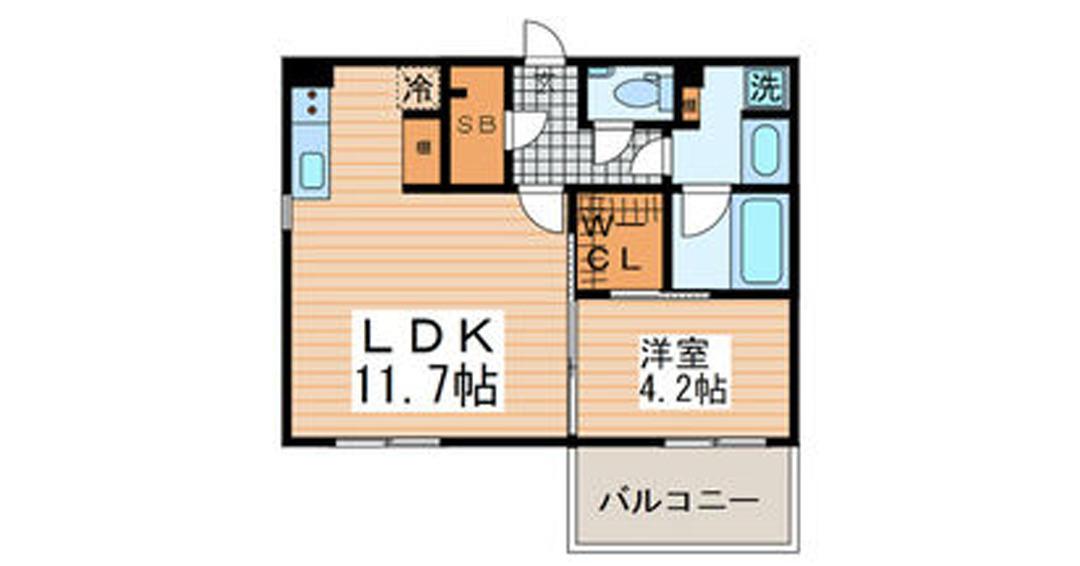 well-square-ism-musashikoyama-floor-plan