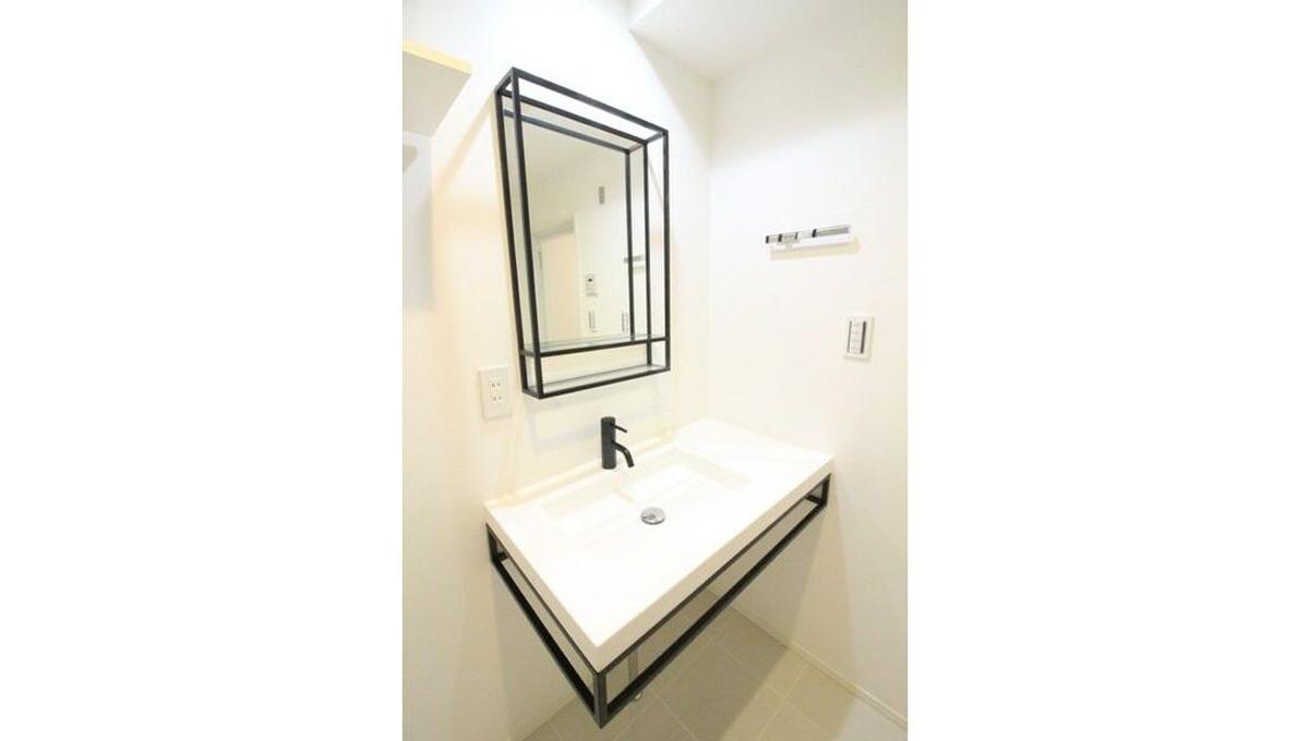 well-square-ism-musashikoyama-wash-basin