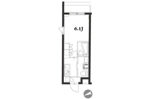 asylcourt-shinagwa-ebara-floor-plan111