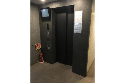AXAS大井町(オオイマチ)のエレベーター