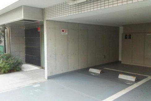 AXAS大井町(オオイマチ)の駐車場