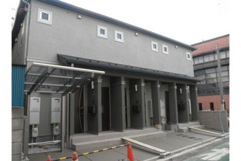ボヌール旗の台(ハタノダイ)の外観