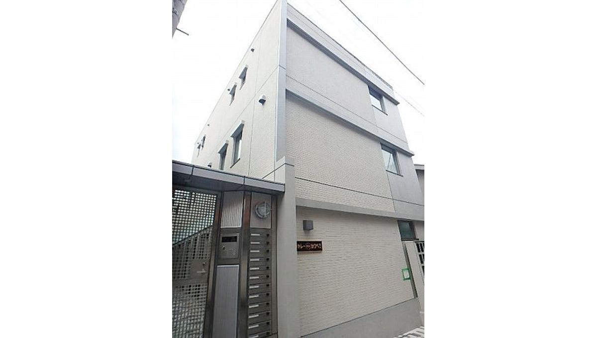 シャレー旗の台カワベ第15(ハタノダイ)の外観