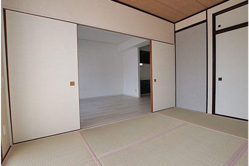 コロネイド上池台(カミイケダイ)の和室