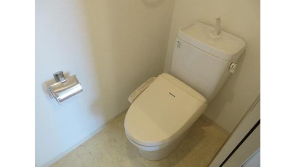 デュオ・スカーラ品川中延2(シナガワナカノブ)のウォシュレット付トイレ