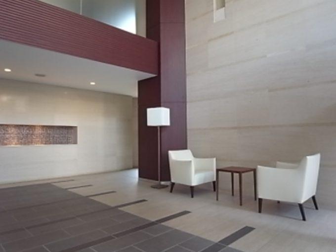 エコロジー都立大学レジデンス(トリツダイガク)のエントランスホール