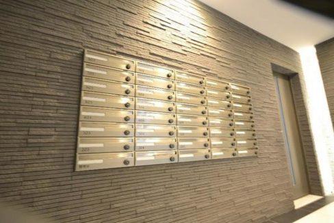 フェニックス武蔵小山(ムサシコヤマ)のメールボックス