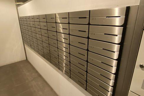 ガーデン目黒南(メグロミナミ)のメールボックス