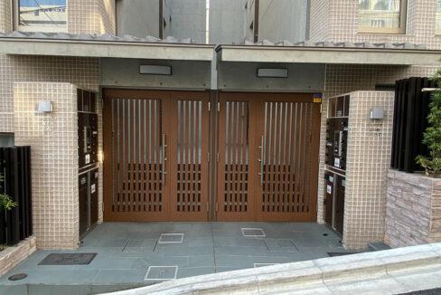 gardenia-hatanodai-west-entrance