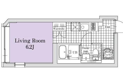 gardenia-hatanodai-west-floor-plan