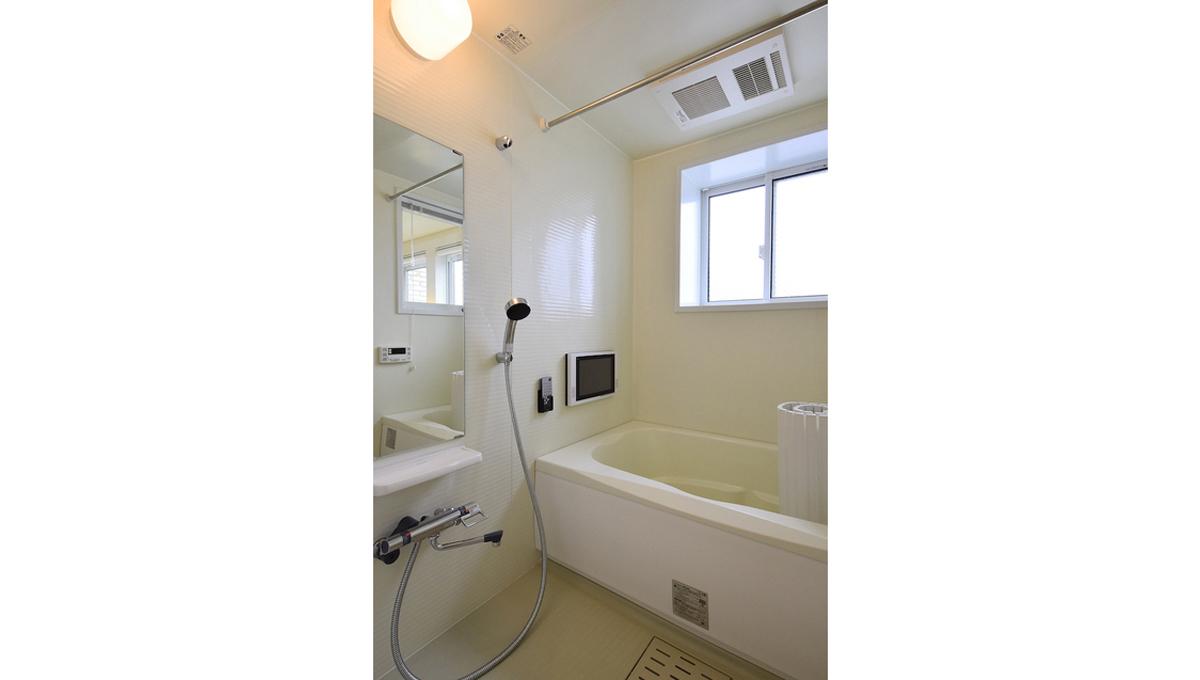 グランエッグス洗足池(センゾクイケ)のバスルーム