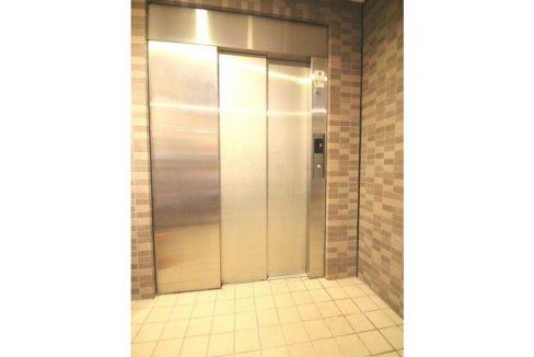 グランヒルズ旗の台(ハタノダイ)のエレベーター