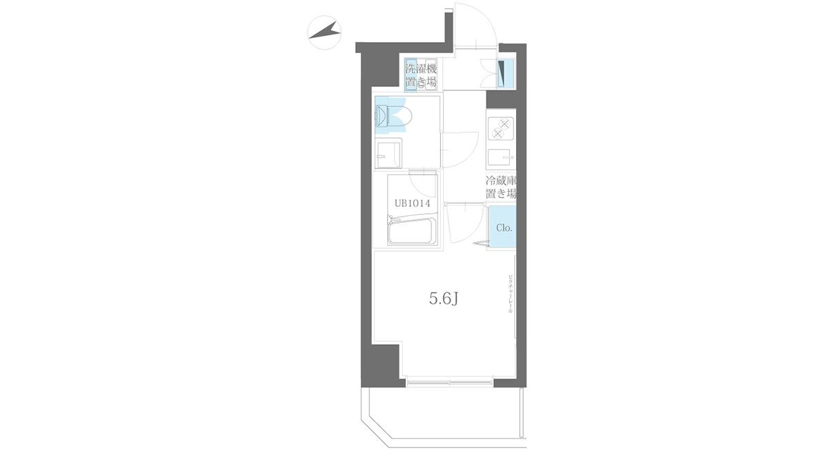 harmony-residence-shinagawa-west-floor-plan
