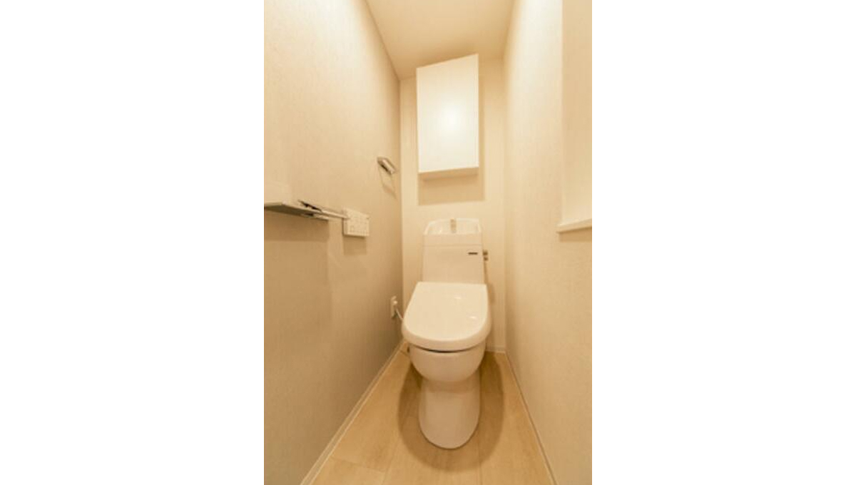 イプセ戸越公園(トゴシコウエン)のウォシュレット付きトイレ
