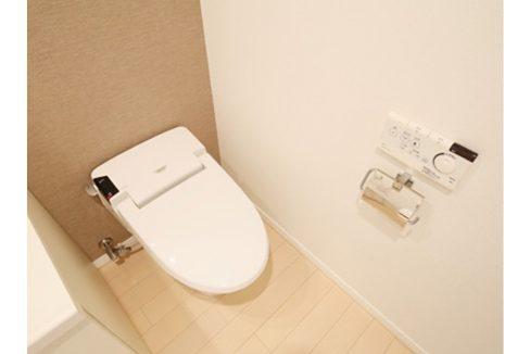 KDXレジデンス戸越(トゴシ)のタンクレストイレ