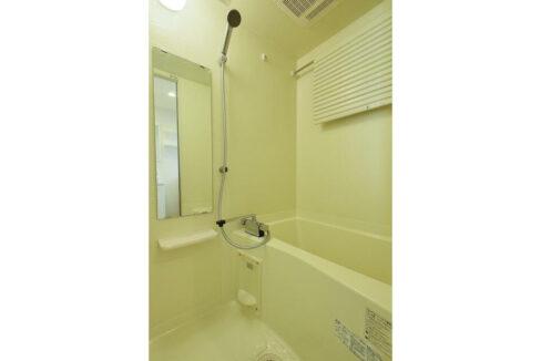 心葉テラス大岡山(オオオカヤマ)のバスルーム