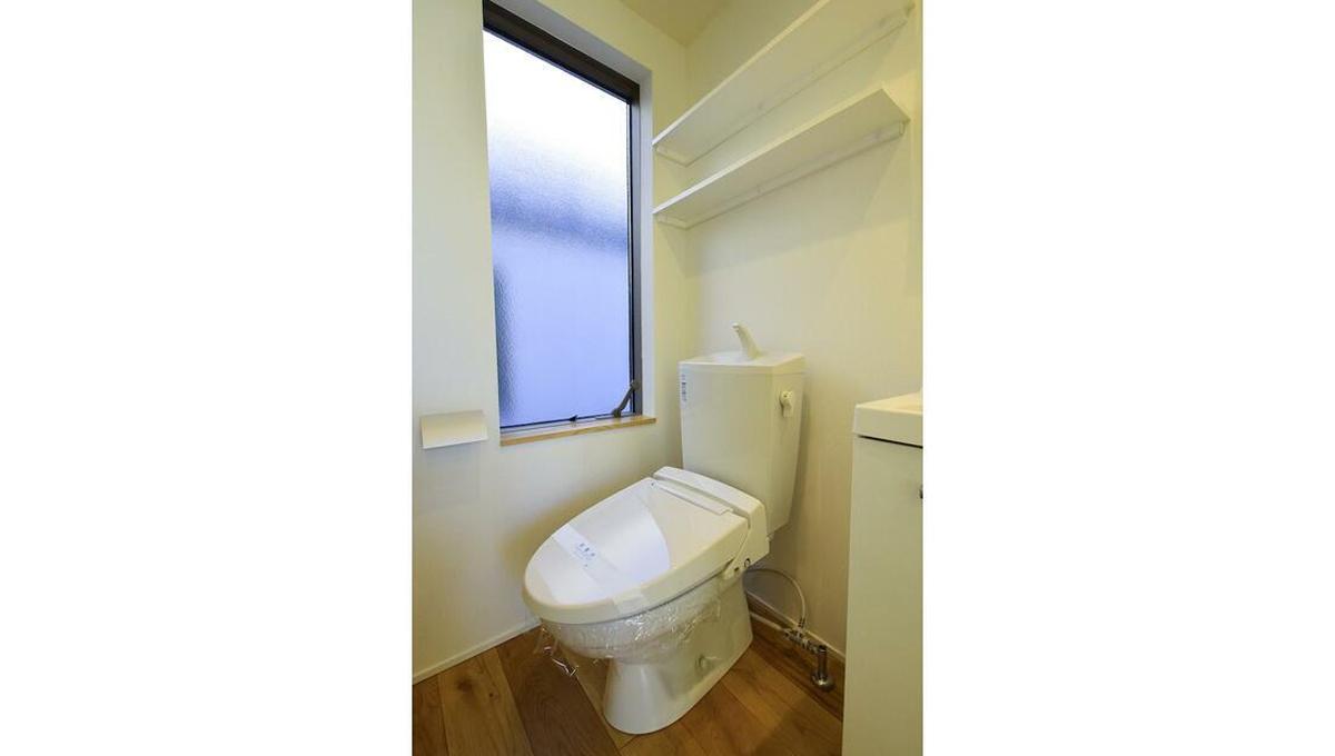心葉テラス大岡山(オオオカヤマ)のウォシュレット付トイレ