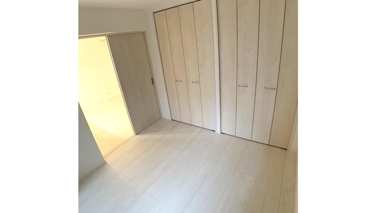 KRのベッドルーム