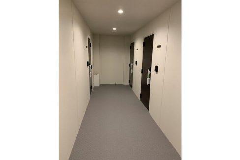 KRの内廊下