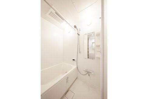 クーカイ・テラス大岡山(オオオカヤマ)のバスルーム