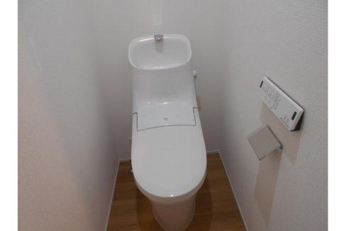 Liace Vale(リエース・ヴァレ)のウォシュレット付トイレ