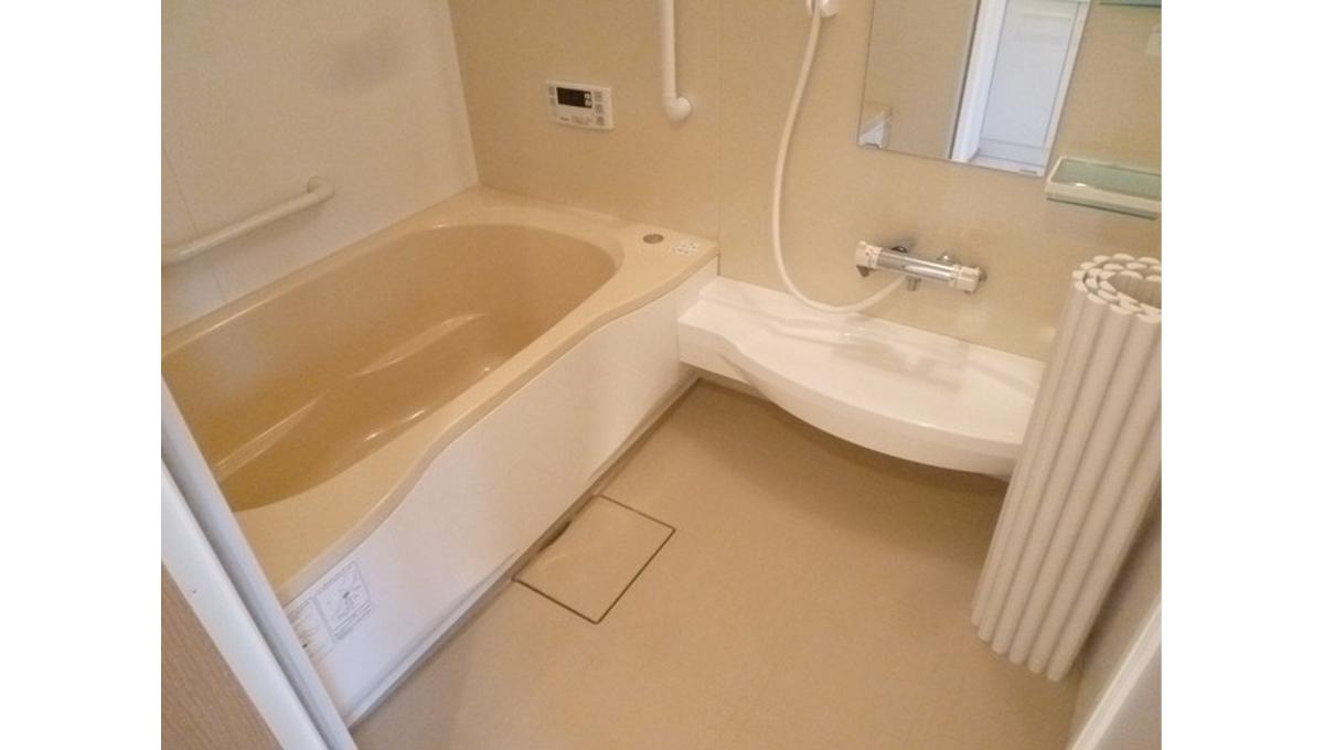 リーベハウゼのバスルーム