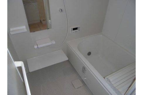 オランジュリー上池台(カミイケダイ)のバスルーム