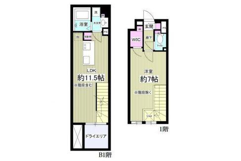 notice-meguro-honcho-floor-plan-d1