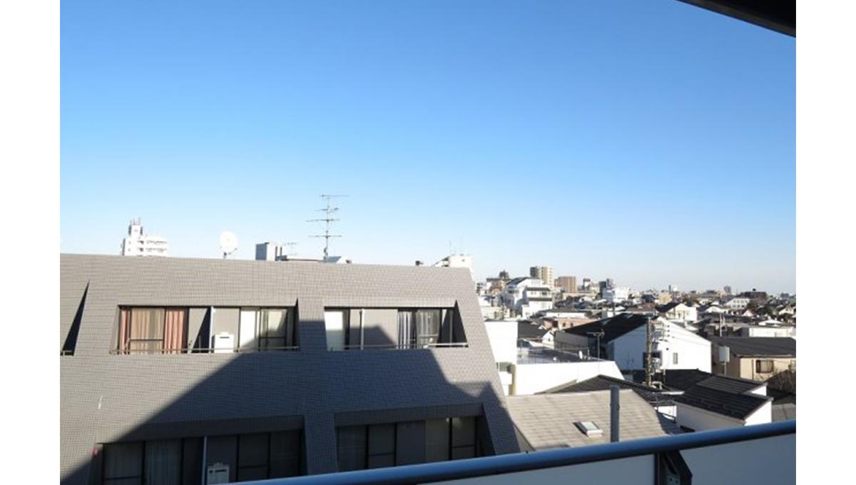 プライムアーバン長原上池台(ナガハラカミイケダイ)の眺望
