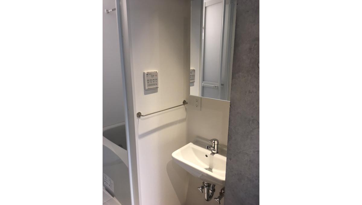 プロト大岡山(オオオカヤマ)Ⅱの独立洗面台