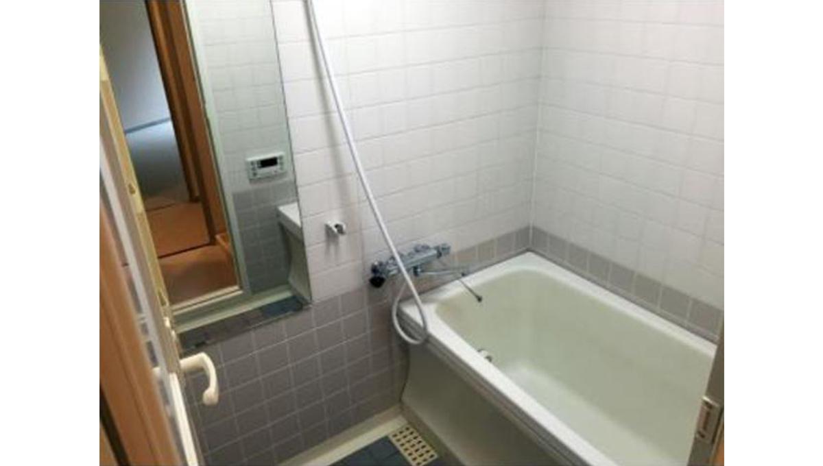 レジデンスシャルマン林試の森(リンシノモリ)のバスルーム