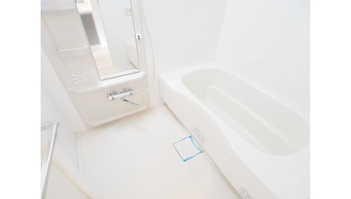 レジディア中延(ナカノブ)のバスルーム