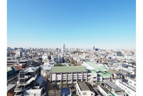 レジディア中延(ナカノブ)の眺望