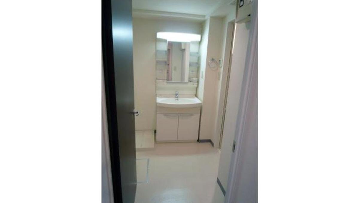 洗足第2マンション(センゾク)の独立洗面台