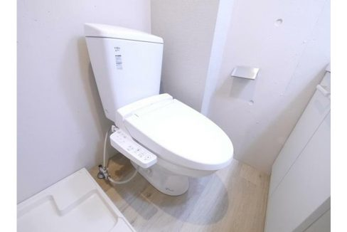 スカイヒルズ戸越公園(トゴシコウエン)のウォシュレット付トイレ