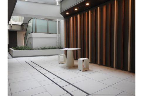 ソアラノーム大岡山(オオカヤマ)のエントランスホール