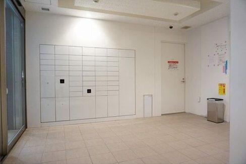 STYLIO中延駅前(ナカノブエキマエ)の宅配ボックス