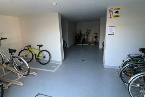 SYFOROME TOGOSHO-KOENⅡ(シーフォルムトゴシコウエン2)の駐輪場