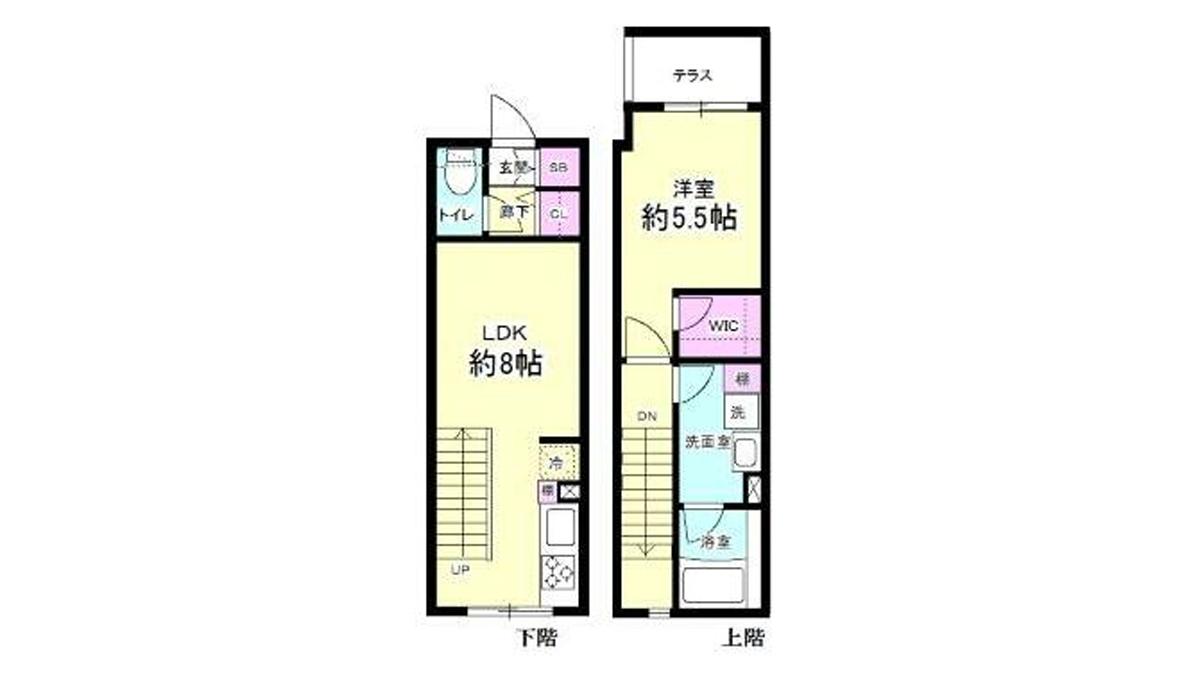the-marks-shinagawa-hatanodai-floor-plan