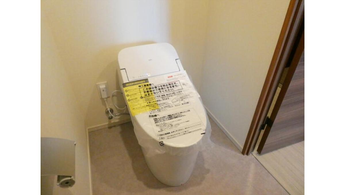 ザ・パークハウス目黒本町(メグロホンチョウ)のタンクレストイレ
