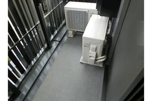 ZOOM戸越銀座(トゴシギンザ)のバルコニー