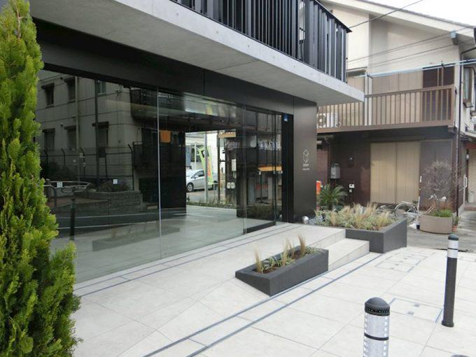 ZOOM戸越銀座(トゴシギンザ)のエントランス