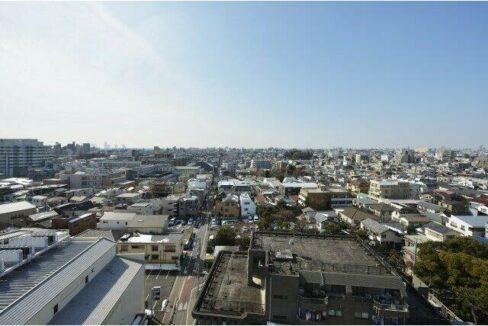 SYNEX SHINAGAWA-EBARA(シーネクス シナガワエバラ)の眺望