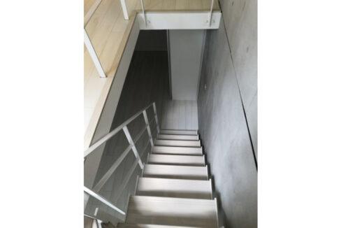 アレーロ自由が丘(ジユウガオカ)の階段