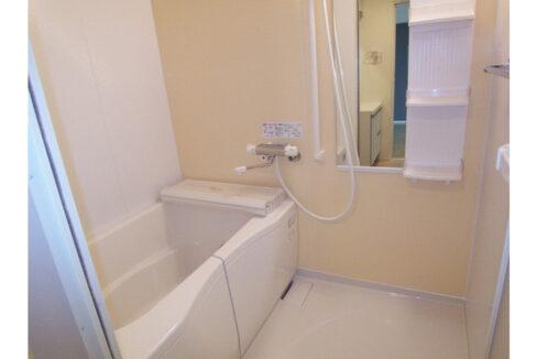 アムール大岡山(オオオカヤマ)のバスルーム