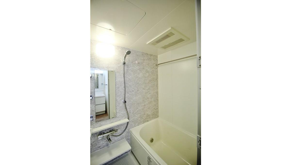 ブランエール戸越(トゴシ)のバスルーム