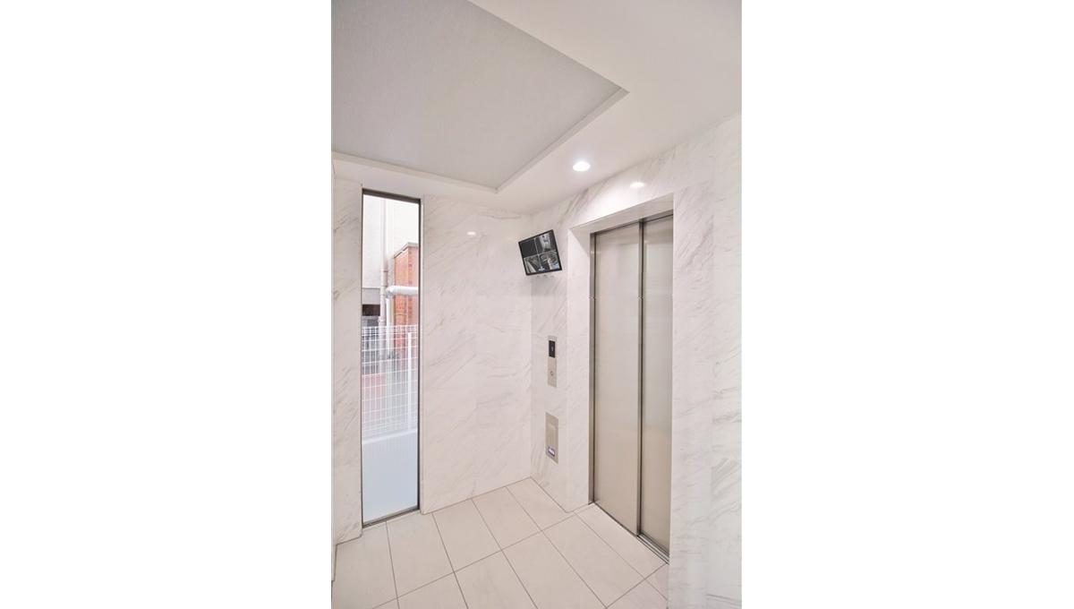 ブランエール戸越(トゴシ)のエレベーター